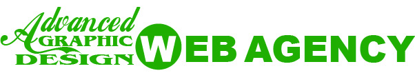 Advanced Graphic Design Web Agency Logo